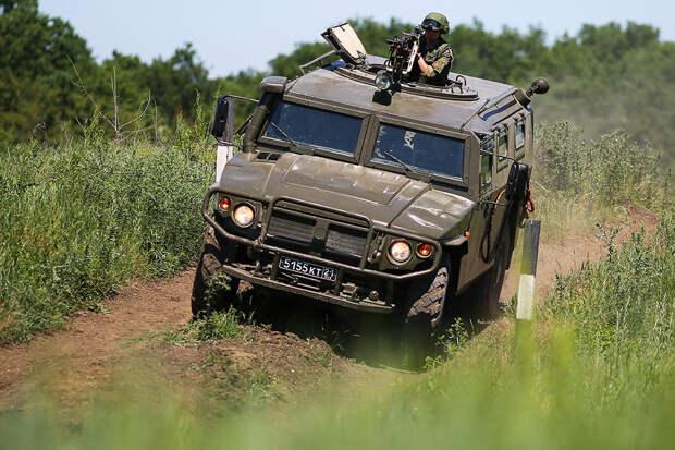 Новую броню для боевых машин создают в России