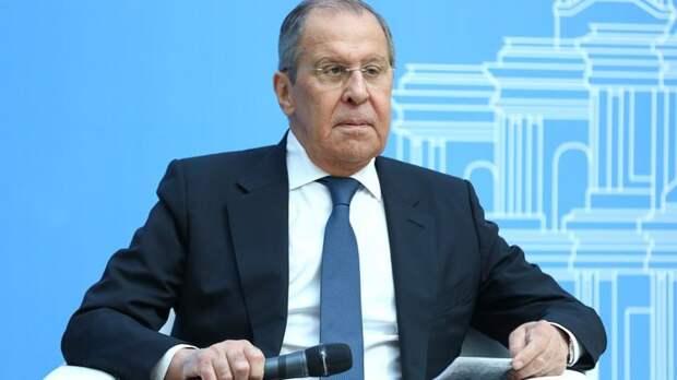 Конкретные факты: Сергей Лавров не стесняется в выражениях