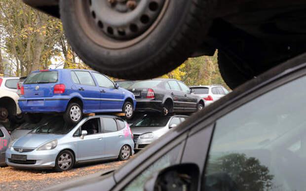 Автомобили могут снова подорожать - правительство готовит повышение утильсбора