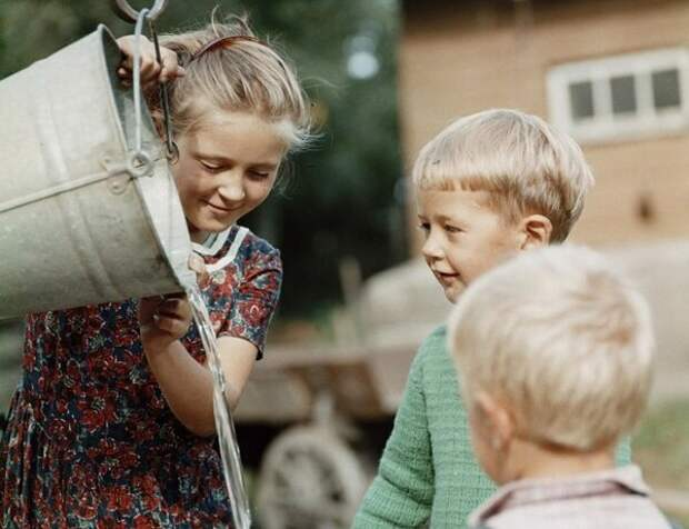 Сцены из советской жизни. 50-е