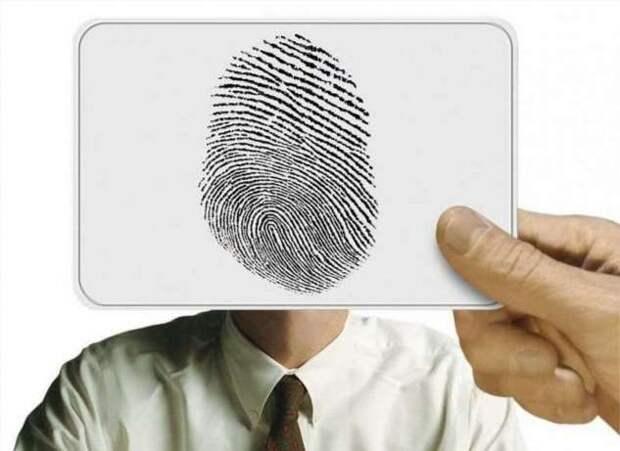 Единственный случай в истории, когда человеку удалось изменить отпечатки пальцев