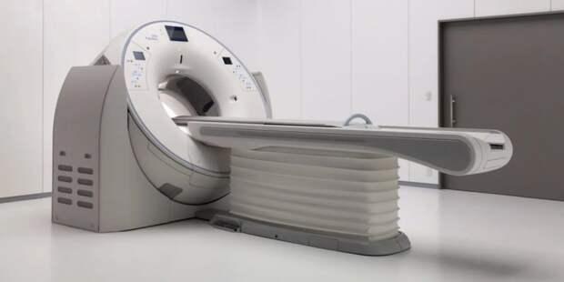 Больница Вересаева получит компьютерный томограф последнего поколения