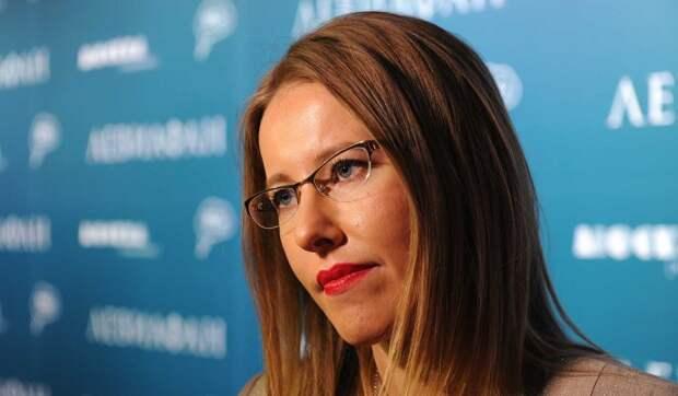 Шульженко обратилась к Собчак после интервью об измене