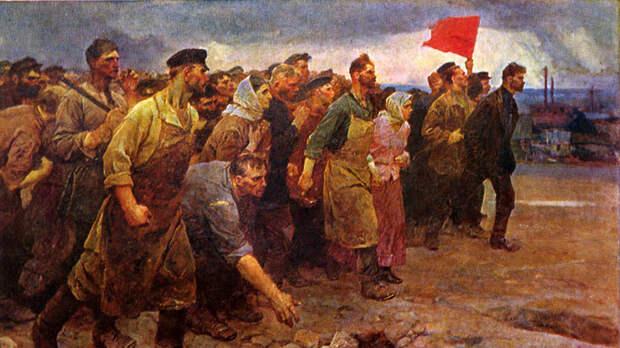 Кто будет делать Революцию в России.