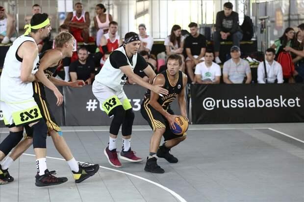 В Удмуртии может появиться профессиональная команда по баскетболу 3х3