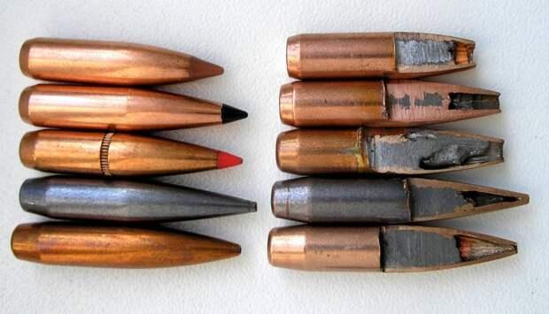 Мифы и правда о пуле со смещенным центром тяжести пуля, смещенный, тяжести, центр