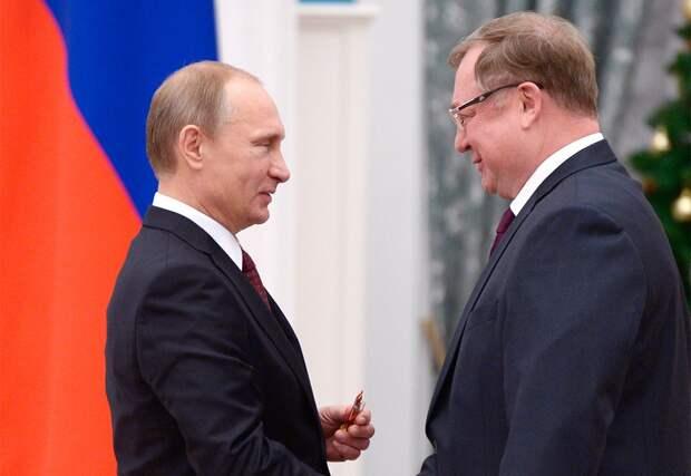 Степашин: «Путин соблюдает спортивный режим иневыпивает после обеда. Исутра тоже»