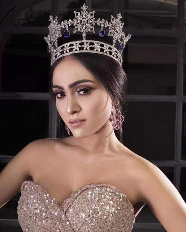 Победительницей «Miss CosmoWorld» стала красавица из Индии