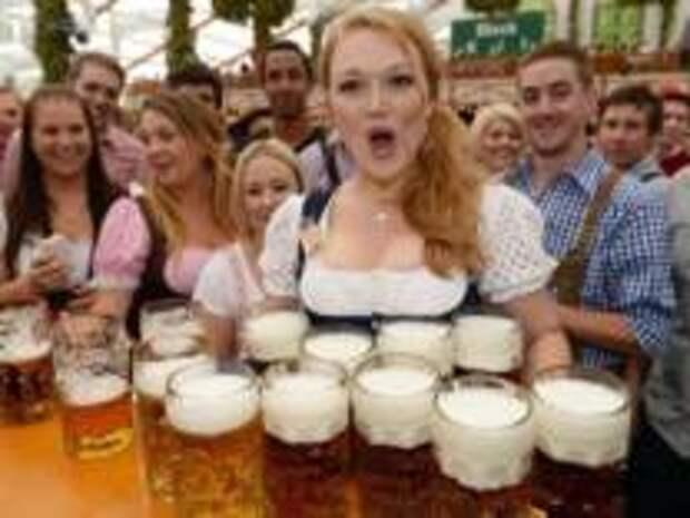 Как разобраться в сортах немецкого пива