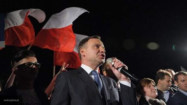 Дуда рассказал, почему Польша не забирает у Украины Львов и другие «польские территории»