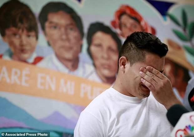 В США перед судом предстал годовалый мальчик и добровольно согласился покинуть страну