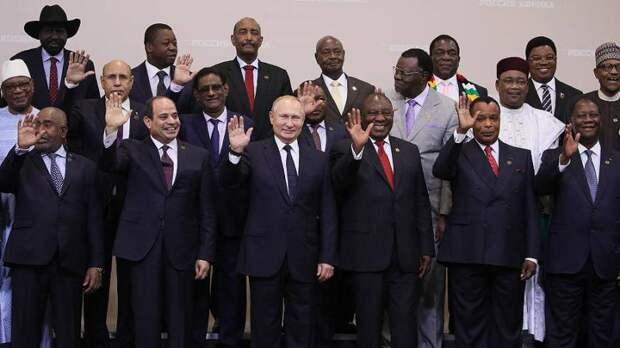 Зачем Россия простила Африке 20 миллиардов долларов долга