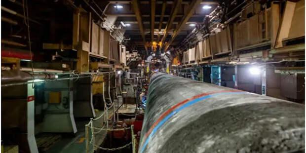 «Нафтогаз» назвал остановку «Северного потока — 2» вопросом жизни и смерти