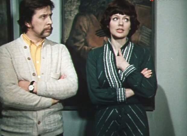 """Мирдза Мартинсоне с мужем (фото: """"fishki.net"""")"""