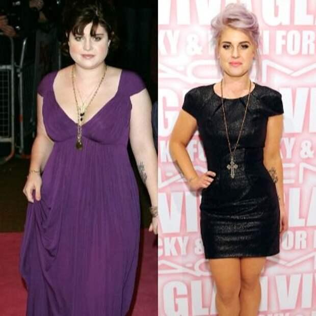 Какая диета помогла Келли Осборн похудеть на40кг ибольше непоправляться