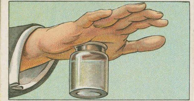 Горячая баночка спасет ситуацию, если заноза совсем замучила. /Фото: twistedsifter.files.wordpress.com