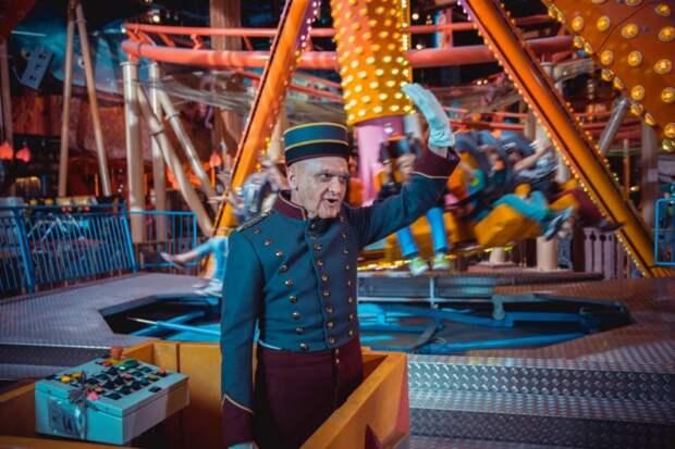 Последняя роль Девотченко — злой волшебник Фортунет