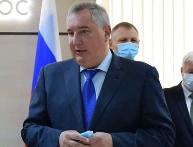 """""""Роскосмос"""" выложил на сайте песни Рогозина и регистрирует """"Поехали!"""" как товарный знак"""