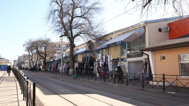 Ростовские власти сообщили о сносе торговых объектов рядом с центральным рынком