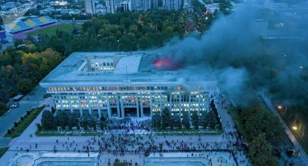 Что делать с Киргизией? Тоже возвращать в Россию