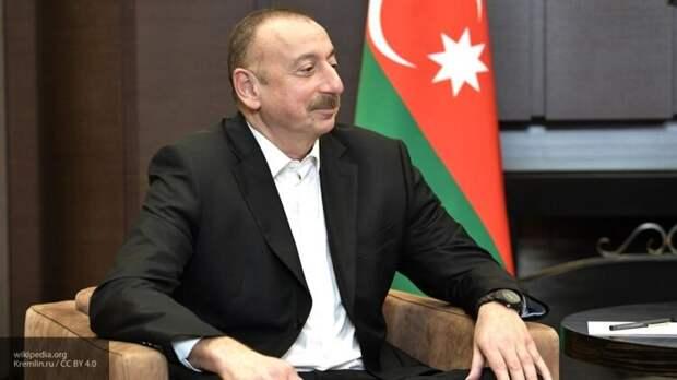 Президент Азербайджана заявил об окончании боевых действий в Карабахе