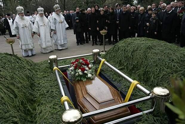 Мужчина заявился домой в самый разгар собственных похорон