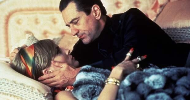 Шэрон Стоун рассказала о лучшем партнере по поцелуям на съемках