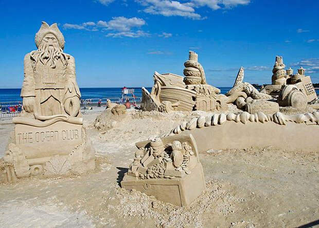 Кино зарытое в песок