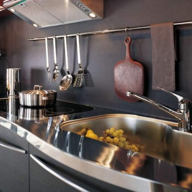 Аксессуары для кухни рейлинги 1