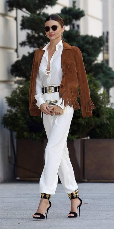Модный стиль Миранды Керр