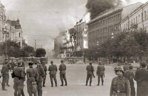 Взрыв кинотеатра города Порхова вместе с сотнями фашистов