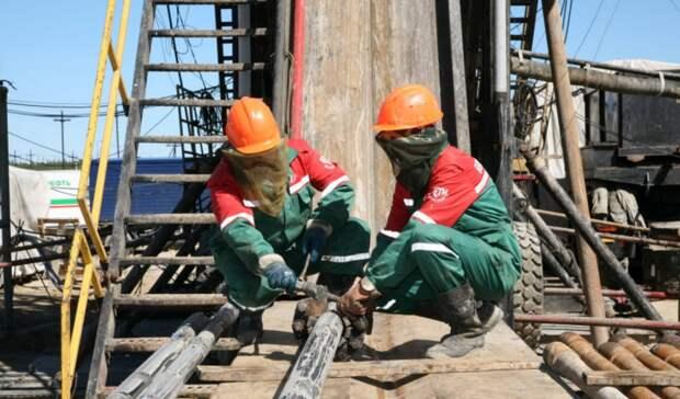 «Белоруснефть» получила буровой комплекс нового поколения