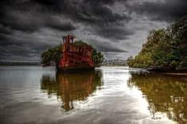 Пять мест кораблекрушений по всему миру, которые стоит увидеть