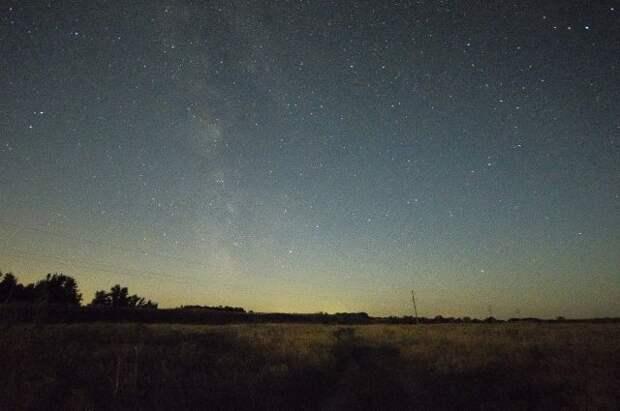 В майские праздники россияне смогут понаблюдать за метеорным потоком