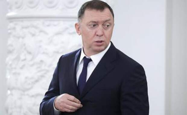 На фото: Олег Дерипаска