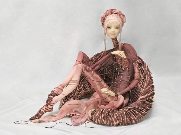 Кукольная сказка из папье-маше Натальи Лопусовой-Томской