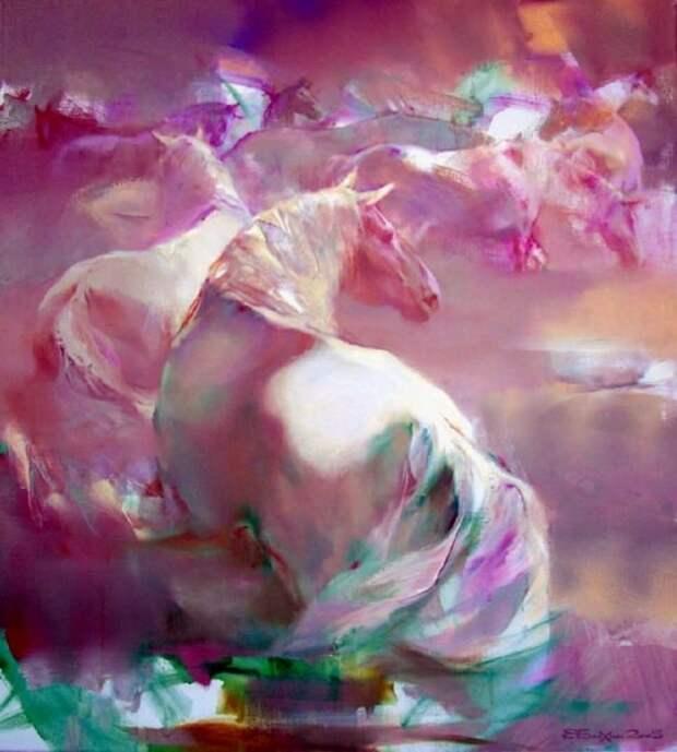 художник Валерий Блохин картины – 15