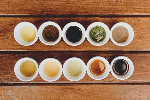 Лёгкие соусы, которые не займут много времени в приготовлении