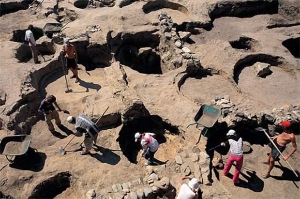 Крымские подземные пирамиды: запрещенная сенсация