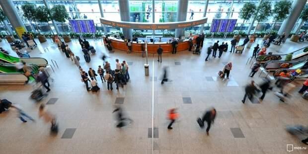 В колл-центр Шереметьево поступило анонимное сообщение о «минировании»