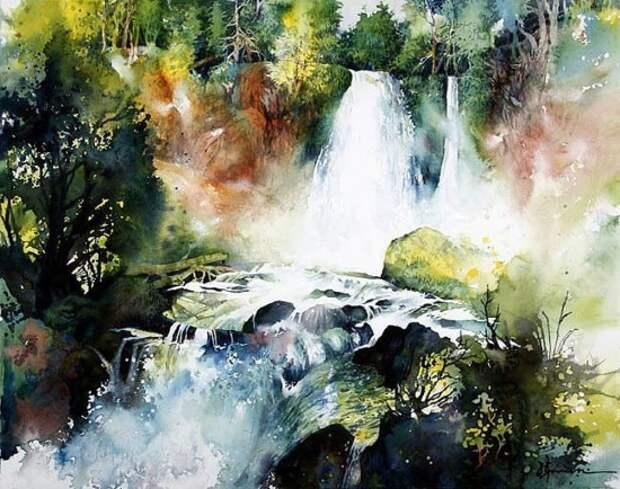 художник Lian Quan Zhen (Лиан Цюань Чжэнь) картины – 09