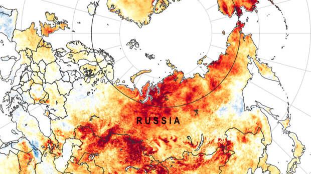 Почему Сибирь теплеет быстрее, чем любое другое место на планете?