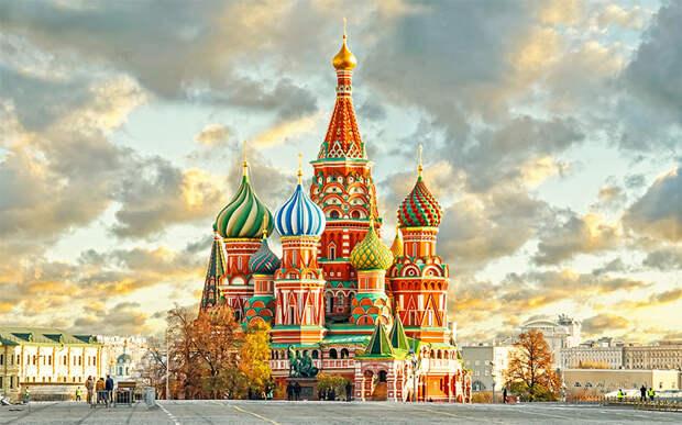 Потрясающие факты о России