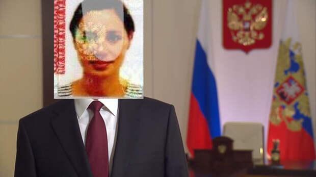 Новый Президент России появился в Татарстане