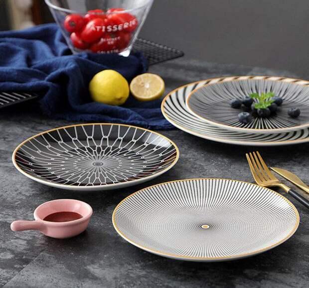 Необычная посуда и столовые приборы с Aliexpress