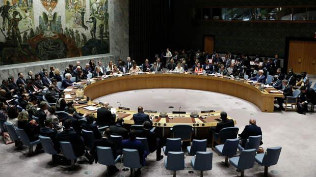 Заседание Совета безопасности в рамках 74-й сессии Генеральной Ассамблеи ООН - РИА Новости, 1920, 05.10.2020