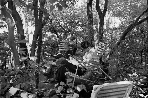 Cartier Bresson11 25 кадров Анри Картье Брессона о советской жизни в 1954 году