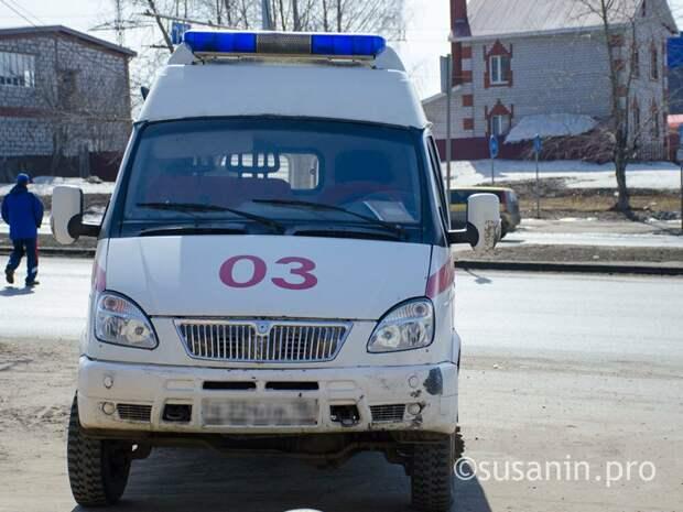 Из-за некачественно оказанной медпомощи пациент взыскал со станции «скорой» в Ижевске 100 тыс рублей