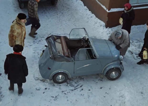 Непростая судьба советской «инвалидки»