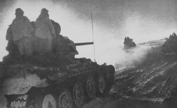 Рейд генерала Баданова: как советские танкисты лишили Паулюса последней надежды